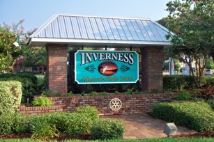 Inverness Welcome Sign