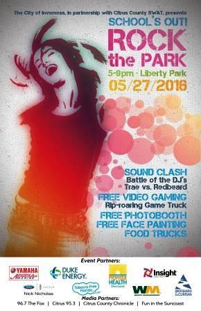 Rock the Park 2016 final poster reduce