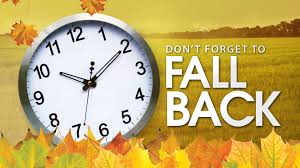 Clocks Back 2017