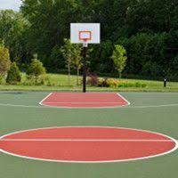 Basketball Courts 1