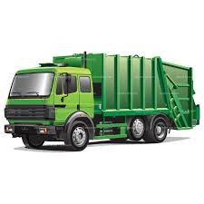 Picture of a Sanitation Truck