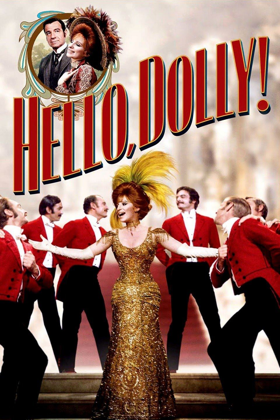 Hello Dolly Movie Poster